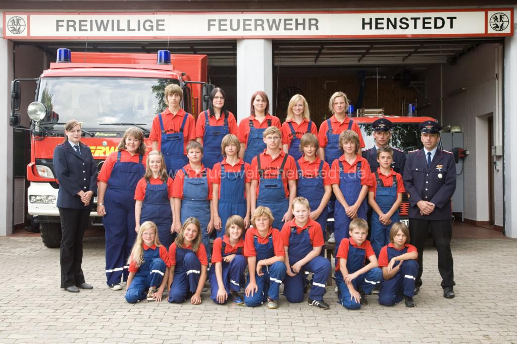 Jugendfeuerwehr Henstedt 2010