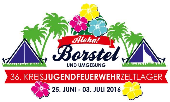 Zeltlager 2016 in Borstel